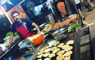 Street Food in Mexico