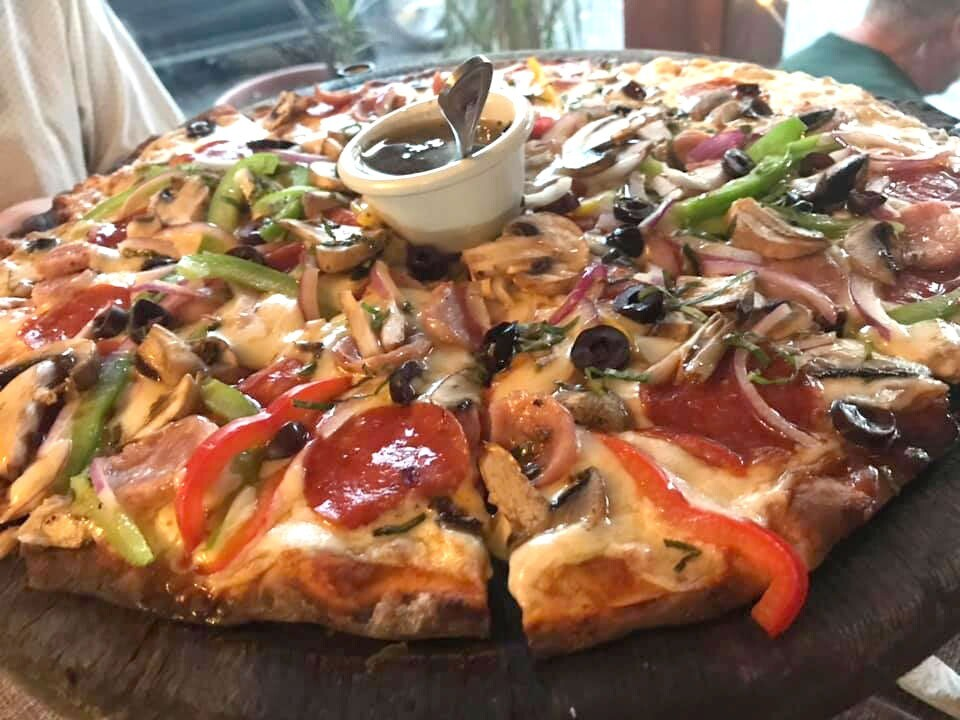 Top 10 Places to Get Pizza in Puerto Vallarta