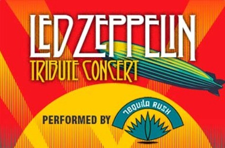 Led Zeppelin Tribute Concert Performed by Tequila Rush