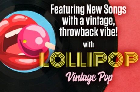 Lollipop Vintage Pop