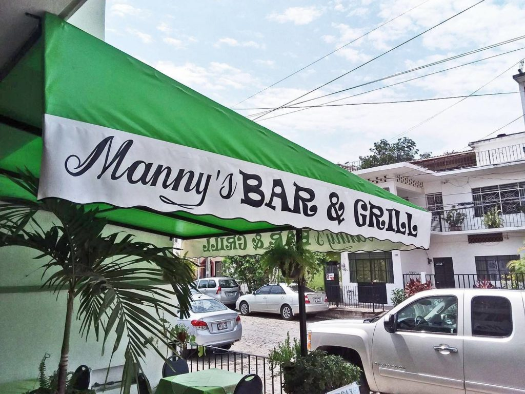 Manny's Bar & Grill