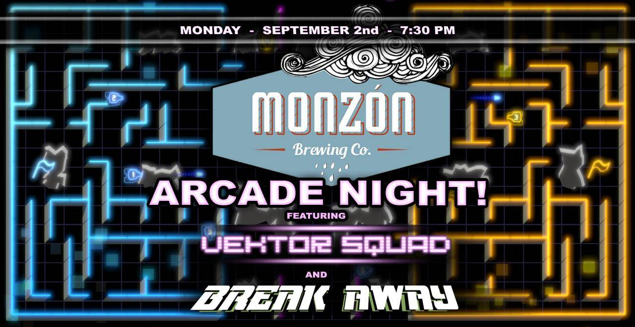 Monzon Arcade Night