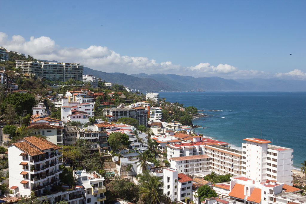 Puerto Vallarta's South Zone
