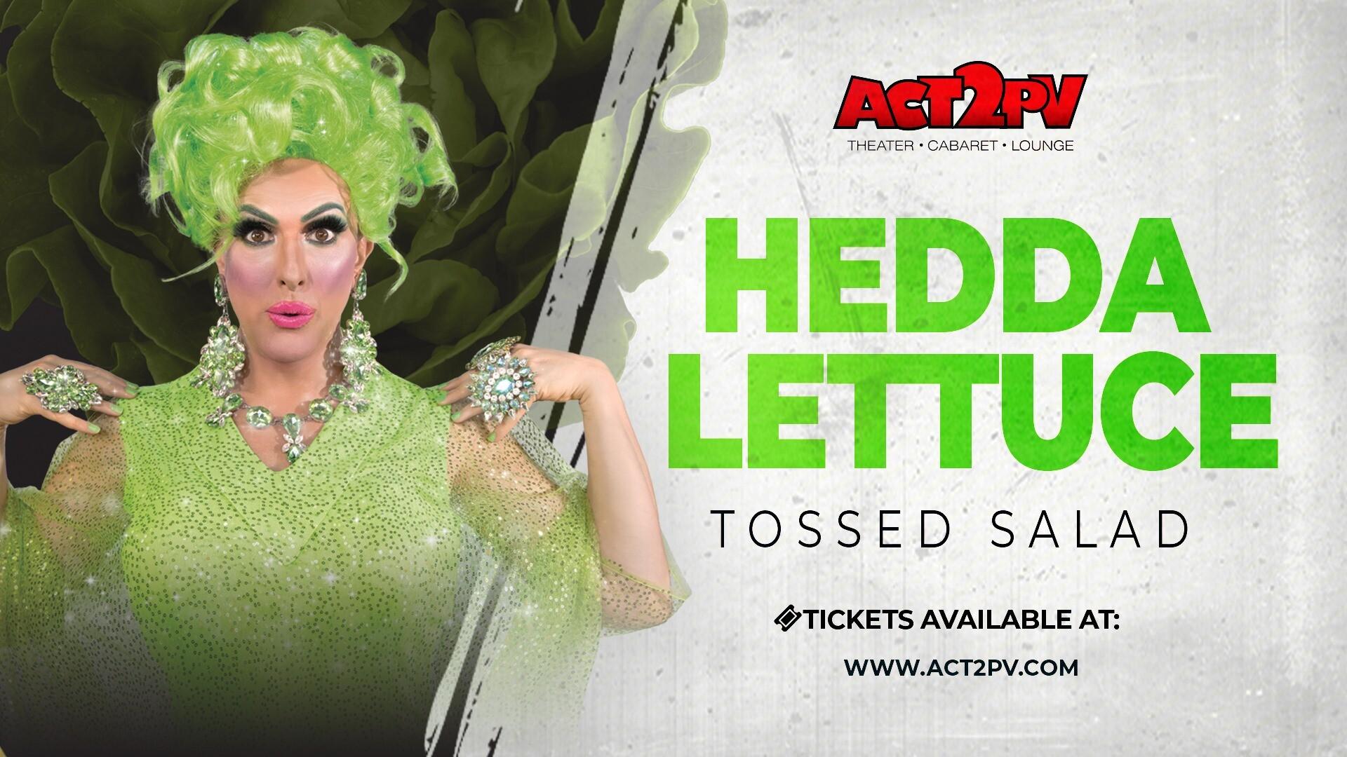Hedda Lettuce Tossed Salad