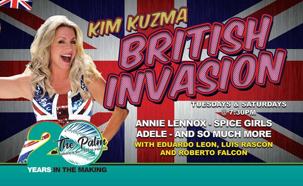 Kim Kuzma British Invasion
