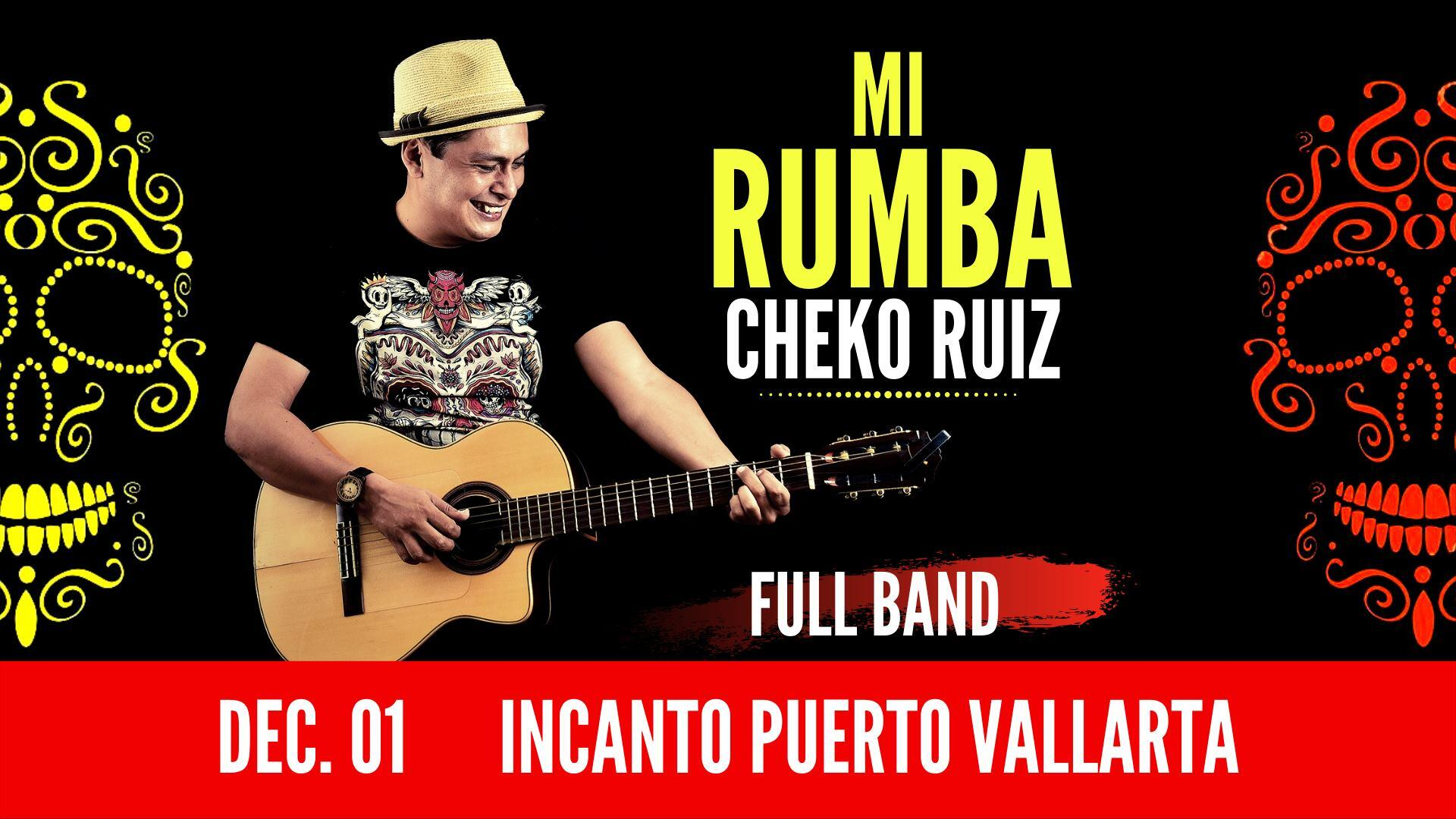 Mi Rumba - Cheko Ruiz Full Band