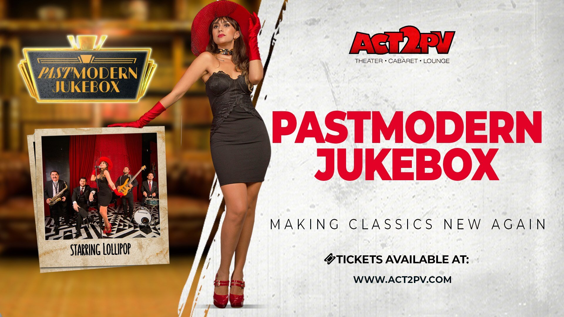 Past-Modern JukeBox!