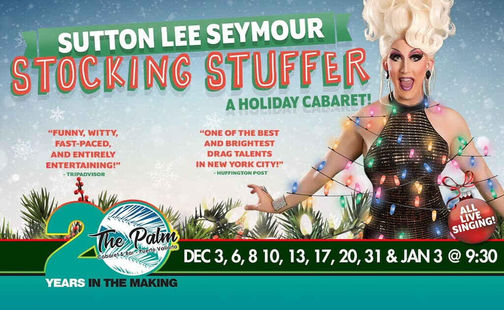 Sutton Lee Seymour Stocking Stuffer