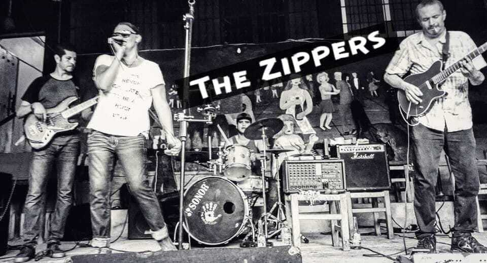 Sylvie and the Zippers