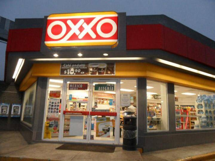 Paying your bills at oxxo