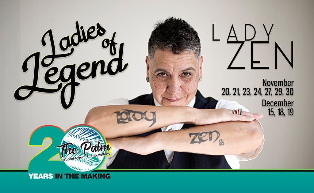 Lady Zen - Ladies of Legend
