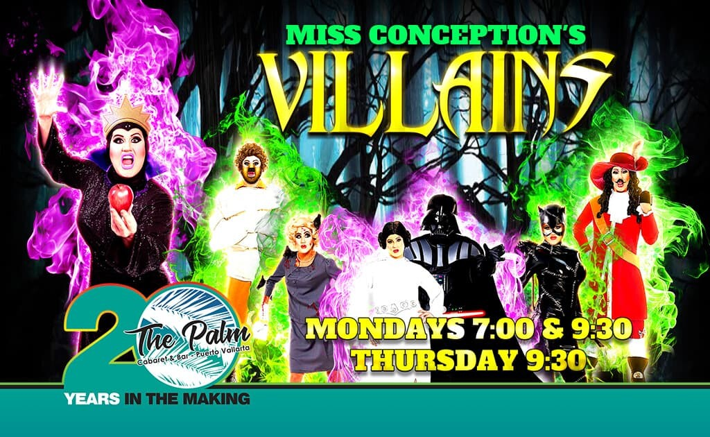 Miss Conception Villains