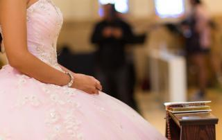 The Quinceañera: a young woman's passage from childhood