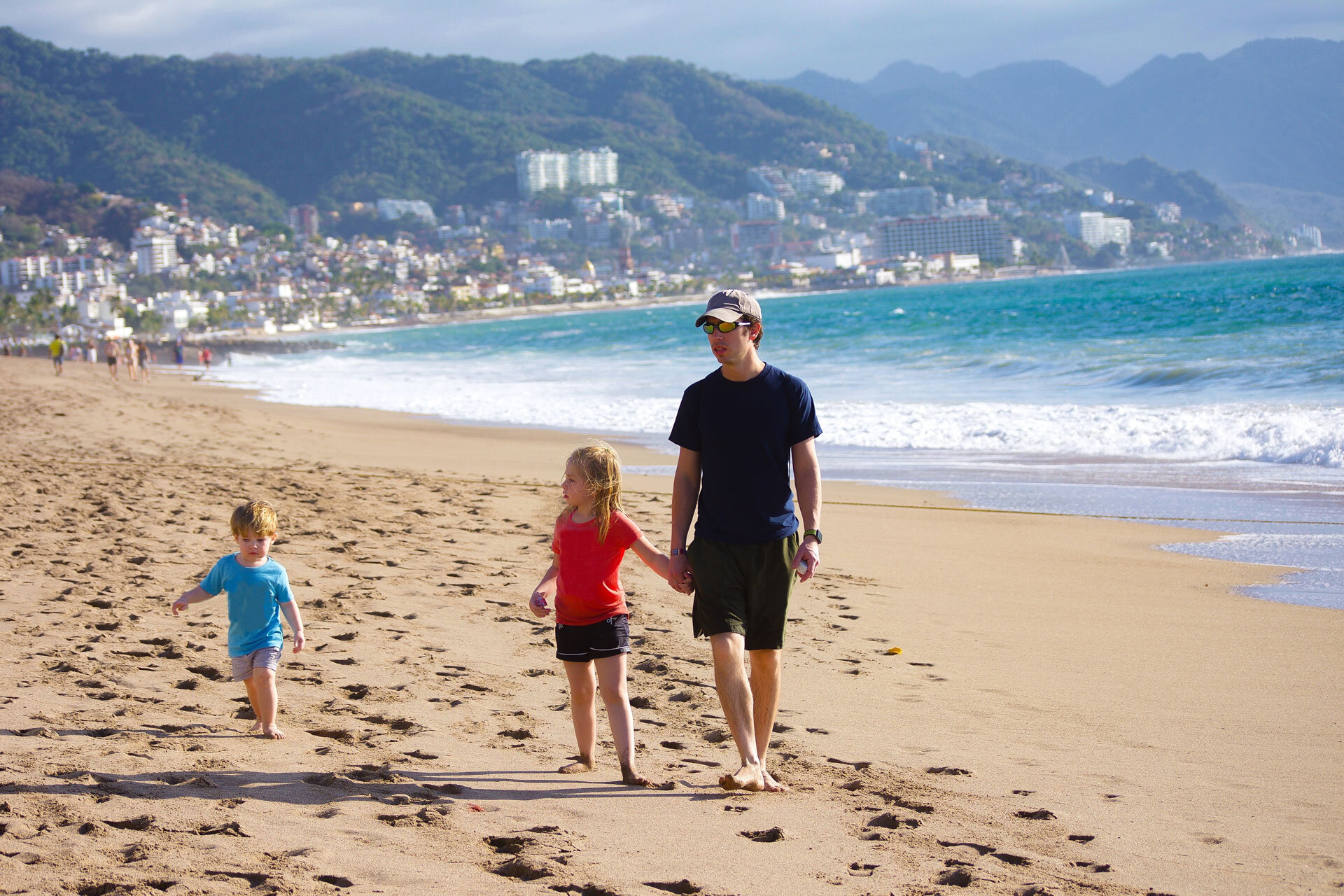 Traveling to Puerto Vallarta with small children