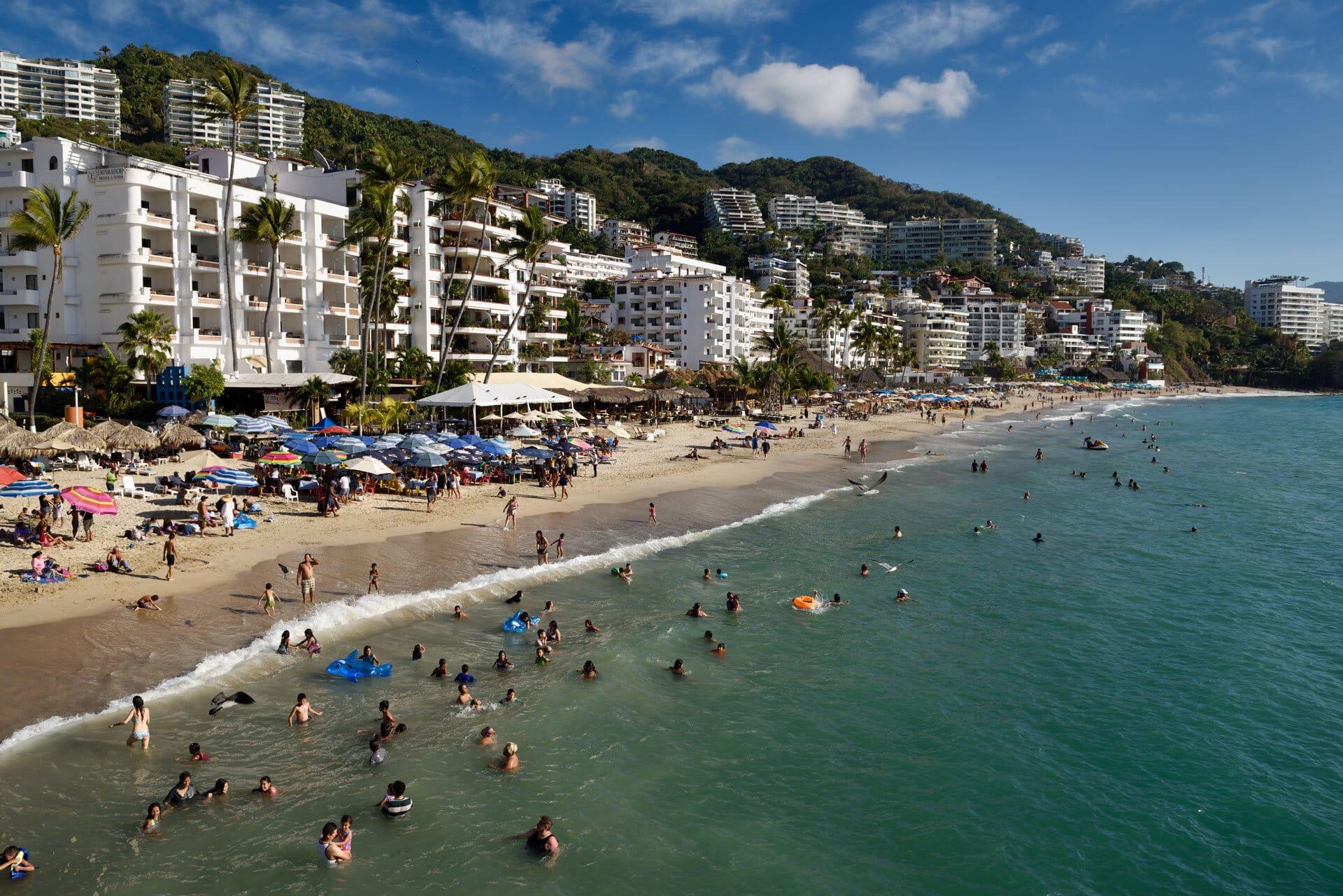 Puerto Vallarta's Most Popular Beaches