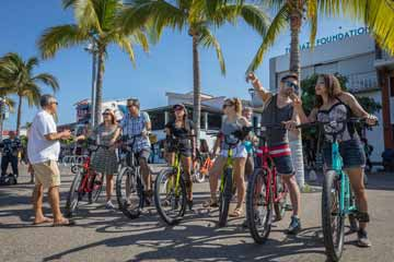 Vallarta Bikes & Bites Food Tour