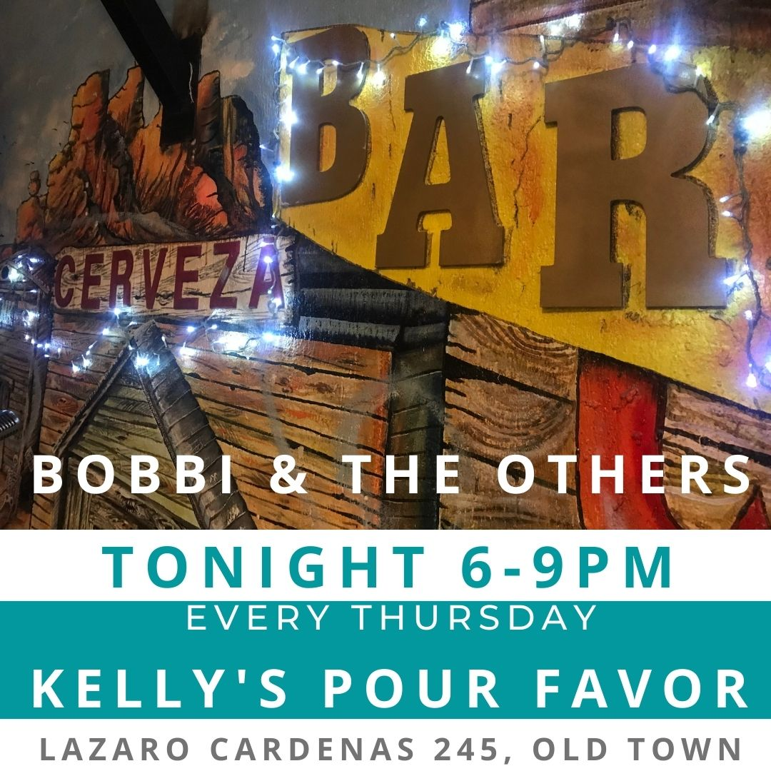 Bobbi and the Others Thursday's at Kelly's Pour Favor